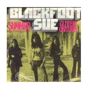Cover - Blackfoot Sue: Summer (From The Seasons Suite)