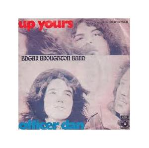 Cover - Edgar Broughton Band: Up Yours
