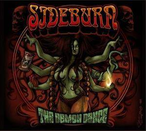Sideburn: Demon Dance, The - Cover