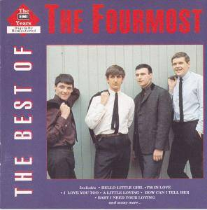 Cover - Fourmost, The: Best Of The EMIYears, The