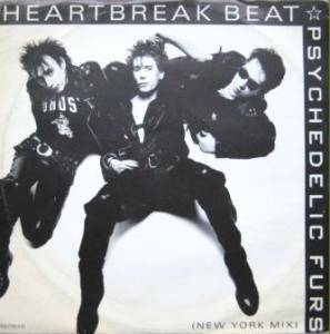 The Psychedelic Furs: Heartbreak Beat - Cover