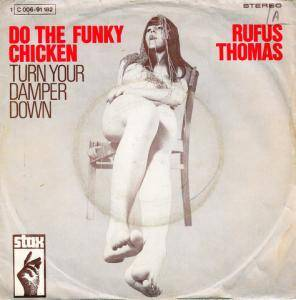 Cover - Rufus Thomas: Do The Funky Chicken