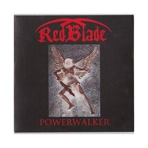 Red Blade: Powerwalker - Cover