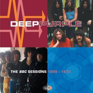 Deep Purple: BBC Sessions 1968-1970, The - Cover