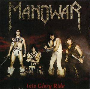 Manowar: Into Glory Ride / Hail To England - Cover