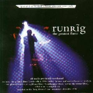 Runrig: Greatest Flame, The - Cover