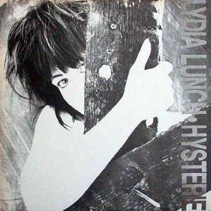 Lydia Lunch: Hysterie - Cover