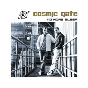 Cover - Cosmic Gate: No More Sleep