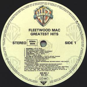 Fleetwood Mac: Greatest Hits (LP) - Bild 3