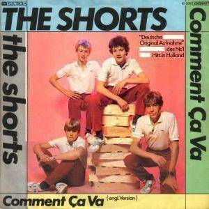 The Shorts: Comment Ça Va - Cover