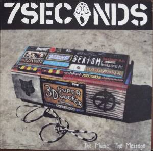 Cover - 7 Seconds: Music, The Message, The