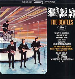 The Beatles: Something New - Cover