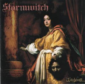 Stormwitch: Witchcraft - Cover