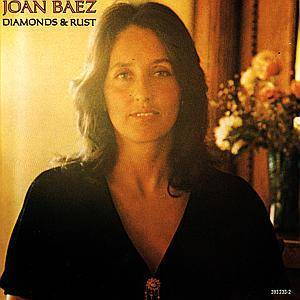 Joan Baez: Diamonds & Rust - Cover