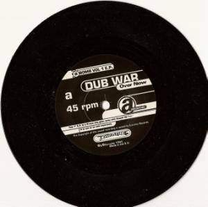 Cover - Dub War: Over Now