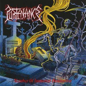 Purtenance: Member Of Immortal Damnation - Cover