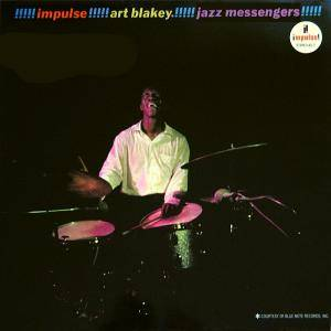 Art Blakey & The Jazz Messengers: Art Blakey & The Jazz Messengers - Cover