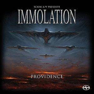 Immolation: Providence - Cover