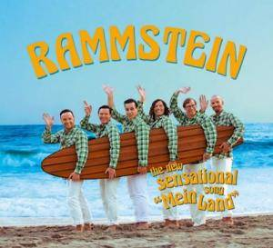 Rammstein / The BossHoss: Mein Land (Split-Single-CD) - Bild 1