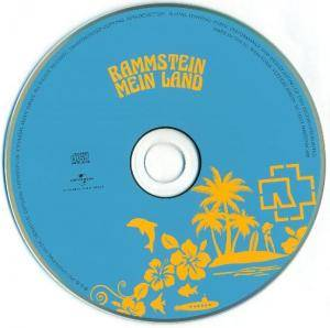 Rammstein / The BossHoss: Mein Land (Split-Single-CD) - Bild 7