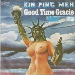 Cover - Kin Ping Meh: Good Time Gracie