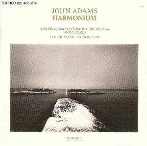 Cover - John Adams: Harmonium