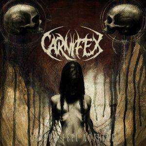 Carnifex: Until I Feel Nothing - Cover