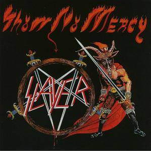 Slayer: Show No Mercy - Cover