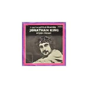 Jonathan King: I Say A Little Prayer - Cover