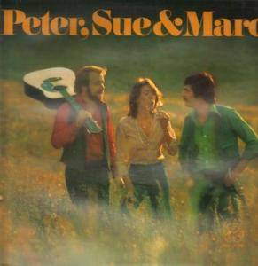Cover - Peter, Sue & Marc: Peter, Sue & Marc
