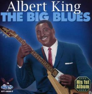 Albert King: Big Blues, The - Cover