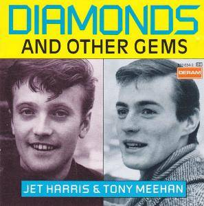 Cover - Jet Harris & Tony Meehan: Diamonds And Other Gems