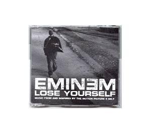 Eminem: Lose Yourself (Promo-Single-CD) - Bild 1