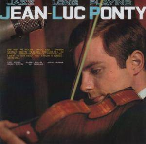 Cover - Jean-Luc Ponty: Jazz Long Playing