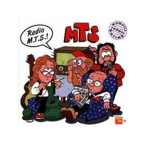 Cover - MTS: Radio M.T.S.
