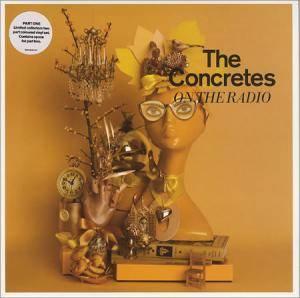 Cover - Concretes, The: On The Radio
