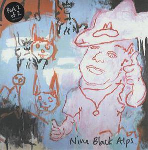 Cover - Nine Black Alps: Unsatisfied
