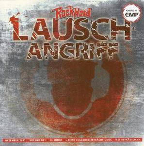 Rock Hard - Lauschangriff Vol. 011 (CD) - Bild 1