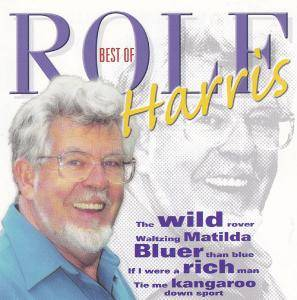 Cover - Rolf Harris: Best Of Rolf Harris