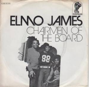 Cover - Chairmen Of The Board: Elmo James