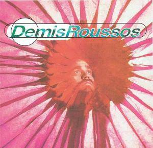 Demis Roussos: On The Greek Side Of My Mind - Cover