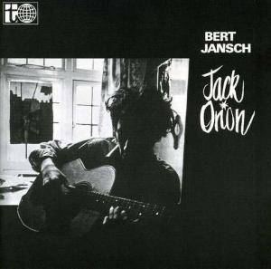 Bert Jansch: Jack Orion - Cover
