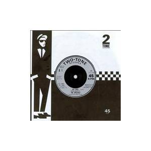 The Specials: Rat Race - Cover