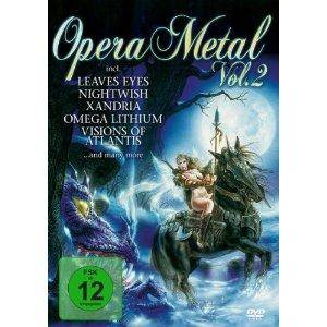 Opera Metal Vol. 2 - Cover