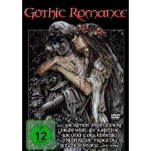 Cover - Stream Of Passion: Gothic Romance