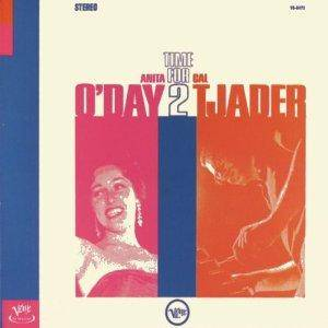 Cover - Anita O'Day & Cal Tjader: Time For 2