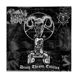Cover - Throneum: Death Throne Entities