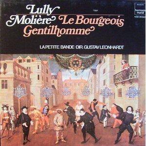 Cover - Jean-Baptiste Lully: Bourgeois Gentilhomme (Molière), Le