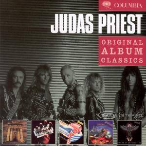 Judas Priest: Original Album Classics (5-CD) - Bild 1