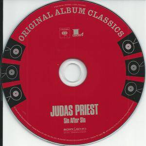 Judas Priest: Original Album Classics (5-CD) - Bild 8